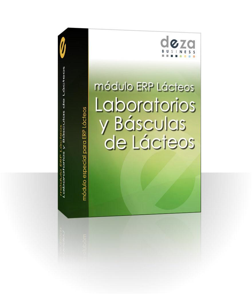 DEZA Business, Software - Módulo Laboratorios y Básculas de Lácteos