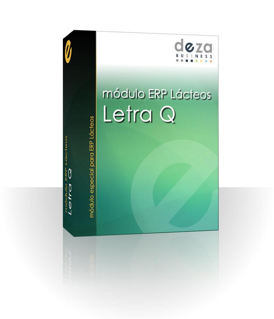 DEZA Business, Software - Módulo Letra Q