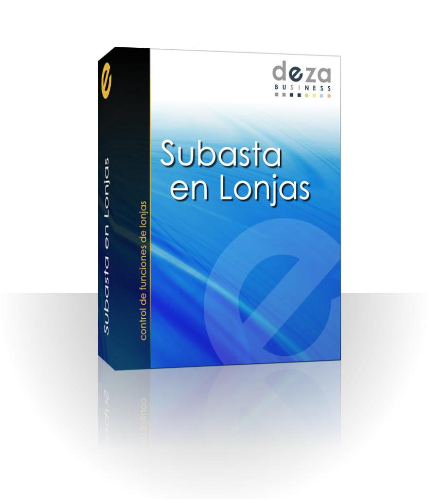 DEZA Business, Software - Subasta en Lonjas